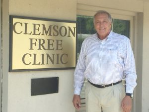 'Billy D' new executive director of Clemson Community Foundation