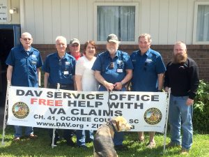 Disabled American Veterans local chapter helps former servicemembers with claims | Test