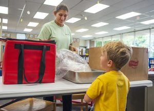 Districts start summer feeding programs