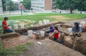 Juneteenth dig: 'We want to use archaeology as a pathway'