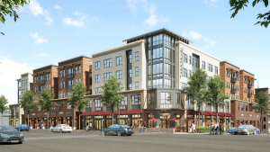 Downtown project plan has residents up in arms