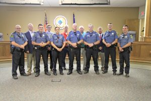 Sheriff's office sees largest class graduate | Test