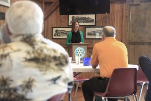 Administrator talks community, 123 corridor in Walhalla | Test