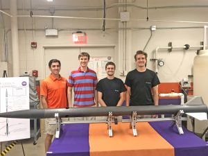 Clemson team heads west for annual rocket competition | Test
