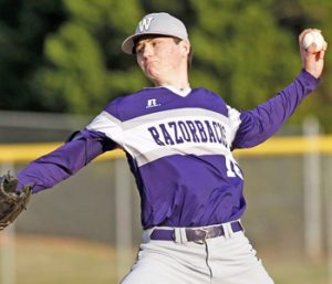 Walhalla's Woodard bound for Western Carolina
