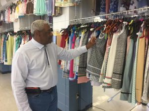 Pastor delivering pillowcase dresses to Africa | Test