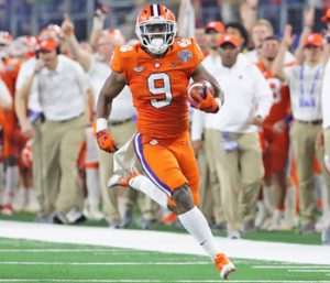 Etienne leads Tigers' young running backs into fall | Test