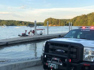 Spartanburg man drowned in Lake Keowee Sunday
