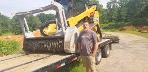 Seneca man finds new career in forestry mulching | Test