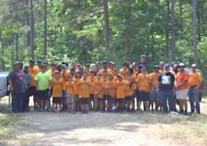 Sheriff's office, school district host leadership camp