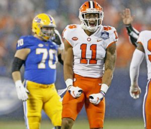 Tigers confident in returning group of linebackers | Test