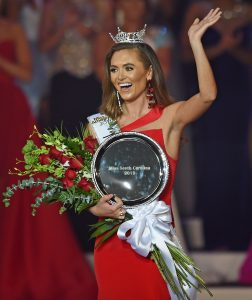 Nichols honored to represent Clemson as Miss South Carolina