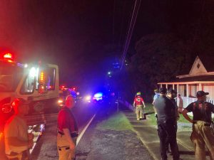 Lightning strike leads to house fire | Test