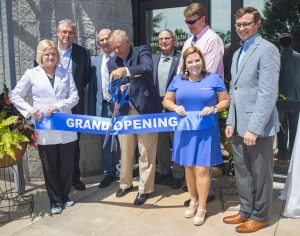 BorgWarner reopens clinic with new features
