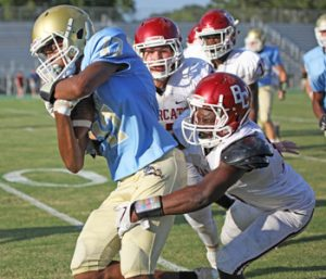 Mistakes cost Lions against Brookland-Cayce