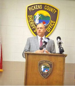 Chief deputy leaving sheriff's office; Brooks named replacement