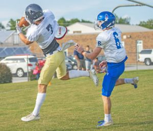 Bobcats tangle with Pickens in first scrimmage | Test
