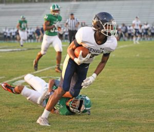 Bobcats bounce back to top Easley