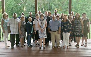 School district recognizes retirees