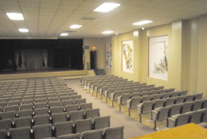 Group aims to renovate school auditorium