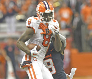Clemson notebook: Ross on track to play | Test
