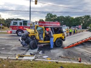 Wreck investigation still open | Test
