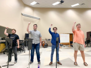SWU hosting homecoming revue theater | Test