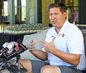 Brownell encouraged by new-look Tigers' strong summer | Test
