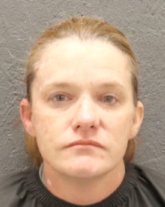 Crime briefs: Woman charged with trafficking