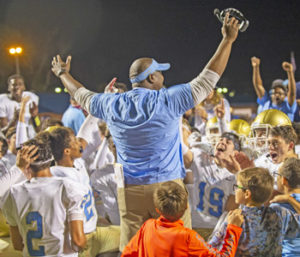 Crosby, Hamilton connect at last second as Lions get past Wren