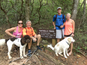 Hikers talk Foothills Trail completion | Test