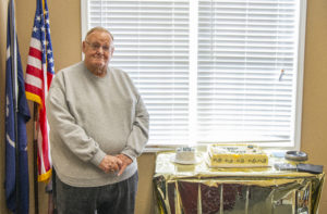 Palmer honored with 80th birthday celebration | Test