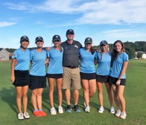 High school roundup: Daniel girls' golf wins region title