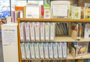 Literacy kits now in Oconee libraries