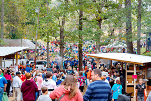 'Diminishing breed' — Pumpkintown Festival gearing up for 41st year | Test