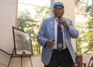 Tuskegee Airman still going strong at 94