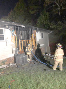 House fire under investigation