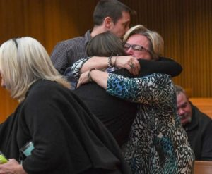 'The pain is real': Victims speak out in court | Test