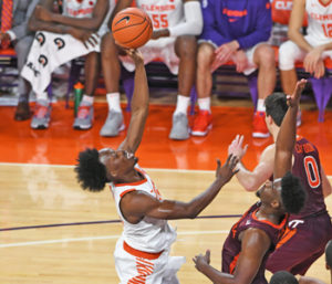 Clemson drops season opener against Virginia Tech