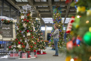 Christmas competition — World of Energy tree festival on display through Jan. 3 | Test