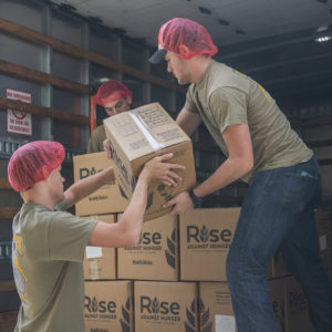 Walhalla High JROTC joins fight against world hunger | Test