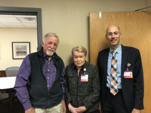 Jeanne Ward retires after 46 years at hospital