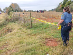 Liberty man shot on hunting trip