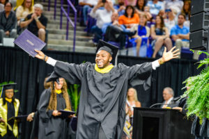 Clemson winter graduations set for next week