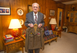 'My heart  still aches' — Sandifer reflects on Battle of the Bulge