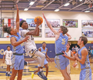 Bobcats earn rivalry win over Lions