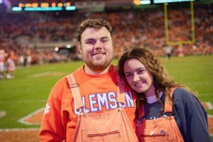 CU students joining Swinney, Simmons in Atlanta | Test