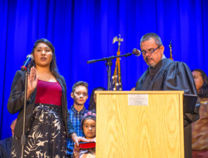 Melendez sworn in as first Hispanic council member | Test