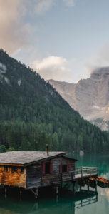 Winter Upstate Lake Living | Test