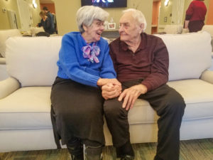 A lifetime of love — Couple's marriage lasts through 14 presidents … and counting